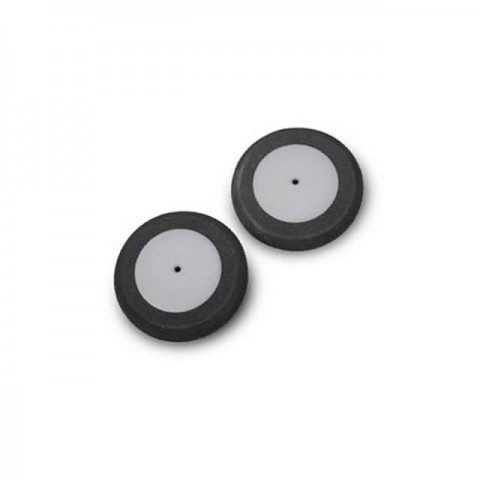Eflite 51mm Foam Park Wheel for RC Planes (Pack of 2 Wheels) - EFLA223
