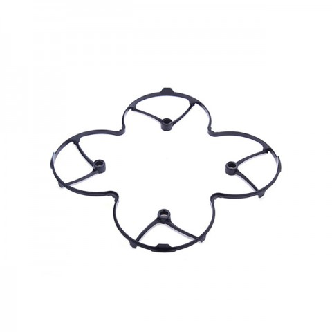 Hubsan X4 and X4L Mini Quad Copter Propeller Protection Guard Cover (Black) - H107-19B