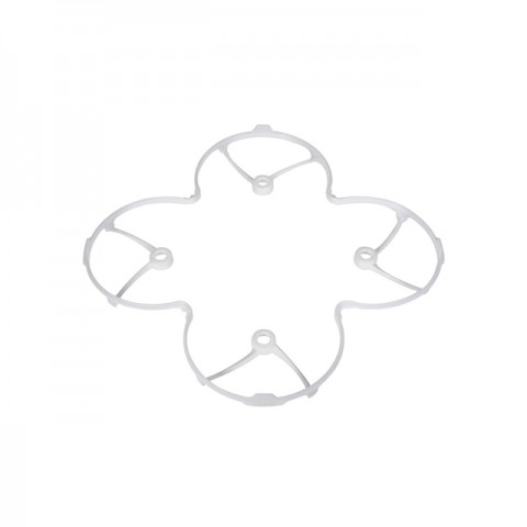 Hubsan X4C Mini Camera Quad Copter Propeller Protection Guard Cover (White) - H107-A19