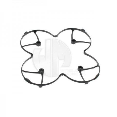 Hubsan X4C Mini Camera Quad Copter Propeller Protection Guard Cover (Black) - H107-A20