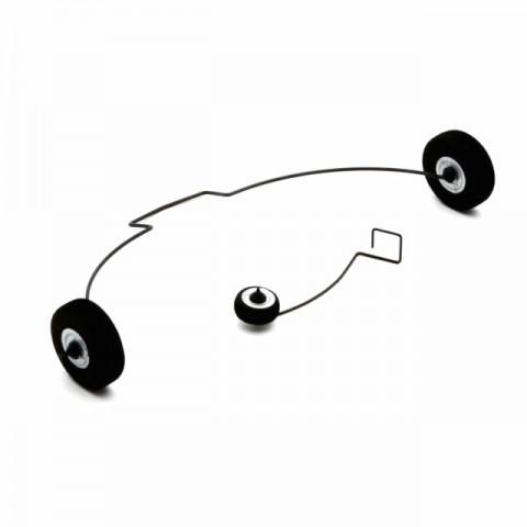 HobbyZone Duet Landing Gear Set - HBZ5318