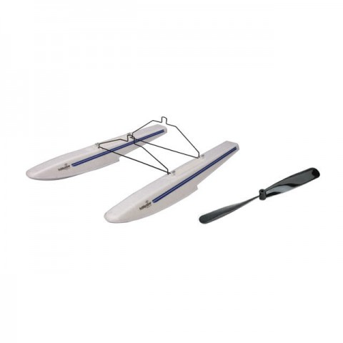 HobbyZone Float Set with Propeller for Super Cub LP - HBZ7390