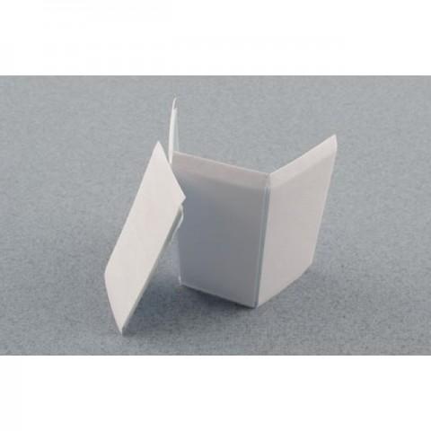 Logic RC Servo Tape 50x25x1.5mm (Pack of 4) - RCA120