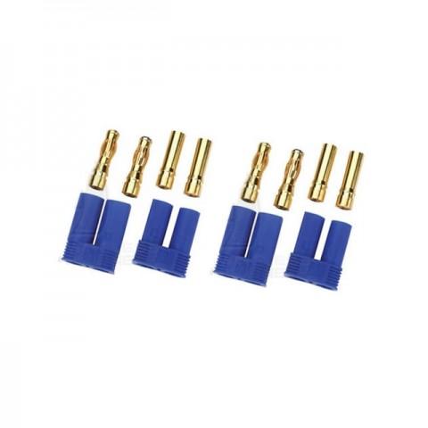 Overlander EC5 Connector Set (Pack of 2 Pairs) - OL-2704