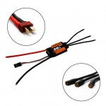 Overlander ESC XP2 30A Brushless Speed Controller for Planes and Helis - OL-2724