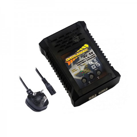 Overlander RC3 A/C 2S-3S 1.5A LiPo Balance Charger - OL-2913