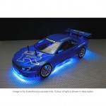 Varad RC Neon Under Car LED Lighting Kit (Red) - RC200R