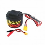 Sky RC Nitro Car, Buggy, Truck or Truggy Engine Heater with LiPo Cut-Off and Timer - SK600066