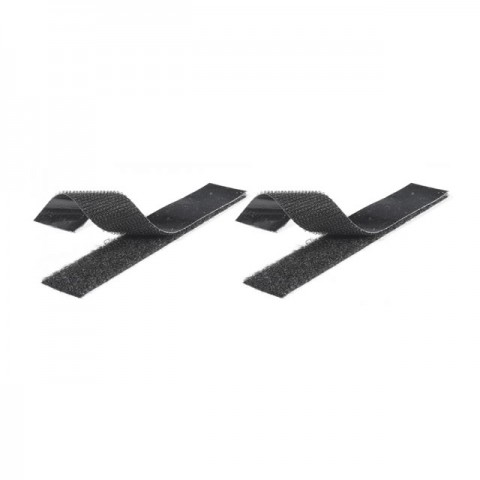 Velcro Hook and Loop with Sticky Back 25x150mm (Pack of 2) - VELCROX2
