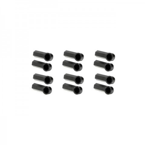 HPI Ball Cup 4.3x15.5mm (Pack of 12 Cups) - Z125