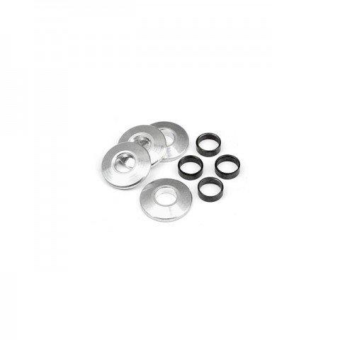 HPI Bullet and WR8 Wheel Spacer Set (Pack of 4) - 101305