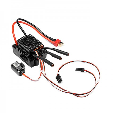 HPI Flux EMH-3S Brushless ESC 80A Electronic Speed Controller - 112851