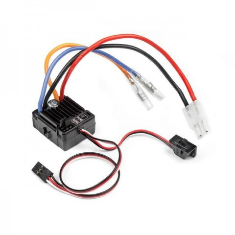 HPI SC-3SWP2 Waterproof ESC use with Brushed Motors Down to 12 Turn - 114712