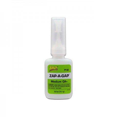ZAP-A-Gap PT03 Medium CA+ Glue 1/2oz - 5525640