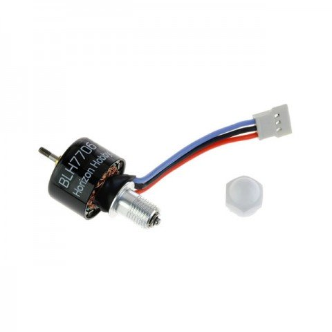 Blade 200 QX 3000KV Brushless Motor with Reverse Thread - BLH7706