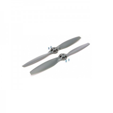 Blade 350 QX Grey Propeller Clockwise and Counter-Clockwise Rotation (Pack of 2) - BLH7820B