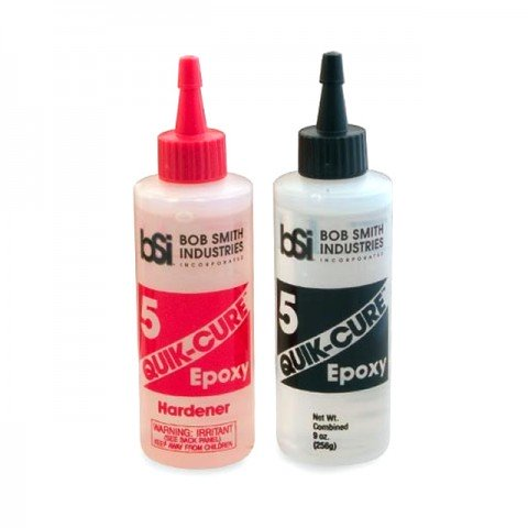 BSI Quick Cure 5 Minute Epoxy Glue (256g) - BSI202