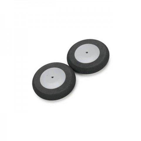 Eflite 45mm Foam Park Wheel for RC Planes (Pack of 2 Wheels) - EFLA222
