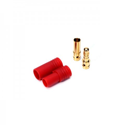 Etronix 3.5mm Gold Connector with Housing - ET0603