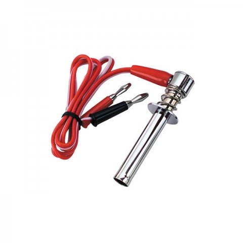Hangar 9 Medium Glow Plug Locking Socket - HAN120