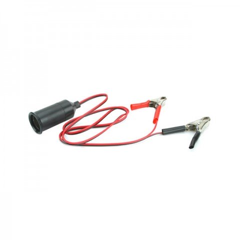 HobbyZone Alligator Clip fits 12V Cigarette Lighter Adaptor - HBZ6513