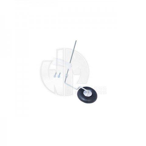 Logic RC Tail Wheel Bracket Set for Planes 19mm/0.75inch - LA270-19
