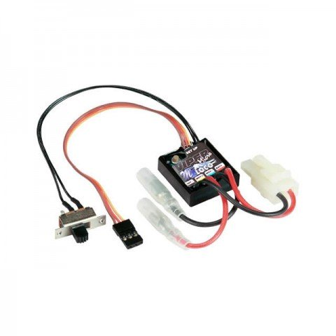 Mtroniks Viper Loco Micro 10A Brushed ESC for RC Trains - MICROVIPERLOCO