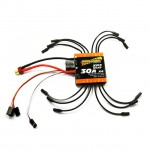 Overlander XP2 Quad 30A Brushless ESC 4-in-1 Speed Controller for Quadcopters - OL-2694