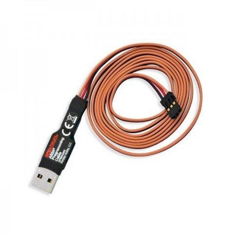 Spektrum AS3X Programming Cable with USB Interface - SPMA3065