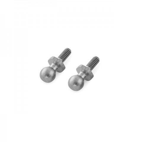 Trick Bits Lunsford 4mm Titanium Ball Stud 2mmx5mm Thread - TB6400