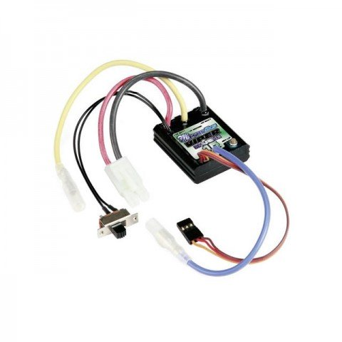 Mtroniks Viper Marine 15A Electronic Speed Controller Waterproof ESC for RC Boats - VIPERMARINE15