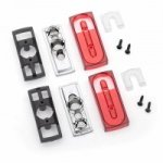 Traxxas Mercedes-Benz G500 Tail Light and Reverse Lens with Housings and Mounts - TRX8814X