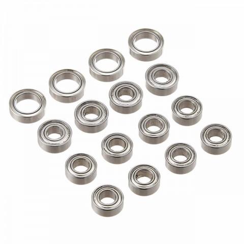 Tamiya TT-02 Ball Bearing Set (Pack of 16 Bearings) - 54476