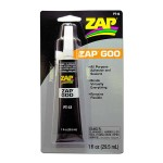 ZAP PT12 Adhesive GOO Glue 1oz (29.5ml) - 5525695