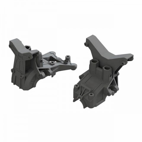 Arrma Composite Front Rear Upper Gearbox Cover and Shock Tower - AR320399