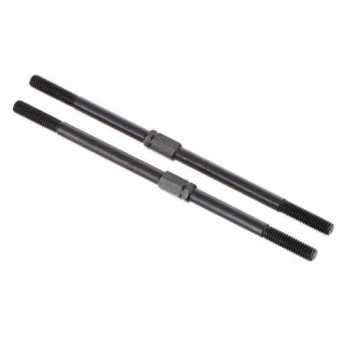 Arrma 4x95mm Steel Turnbuckle (Pack of 2) - AR340071