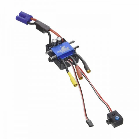 Dynamite 120A Brushless Marine ESC 2-6S Single Battery Connector - DYNM3876