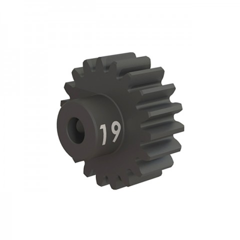Traxxas 32P Heavy Duty Hardened Steel 19T Pinion Gear with Set Screw - TRX3949X