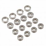 Tamiya TT-02 Ball Bearing Set (Pack of 16 Bearings) - 54476