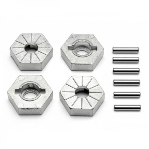 HPI Savage 17mm Hex Wheel Hub - 86804