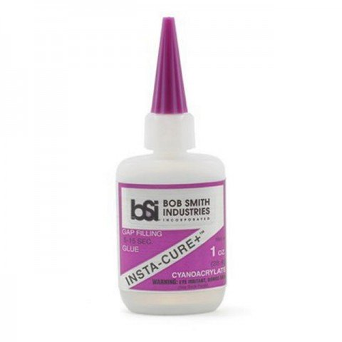 Bob Smith Industries Insta-Cure+ Gap Filling Super Glue CA (1oz) - BSI107