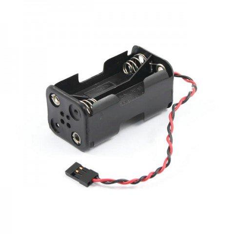 Etronix RX Battery Case with Futaba Plug - ET0256