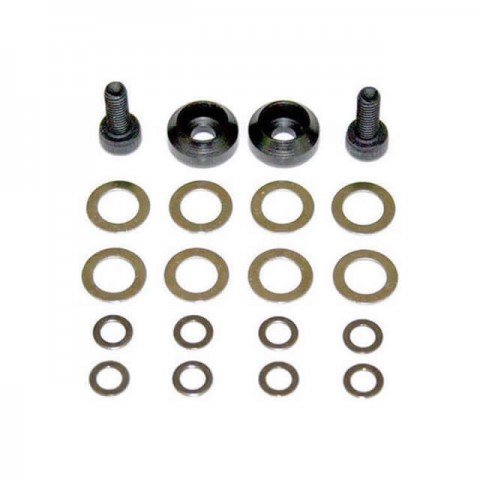 Fastrax Clutch Bell Washer Set with Screws - FAST905