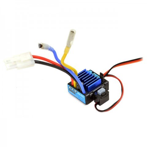FTX 60A ESC Brushed Waterproof Speed Controller - FTX6557W2
