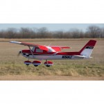 E-flite Carbon-Z Cessna 150 2.1m Wingspan Brushless RC Plane (Bind-N-Fly Basic) - EFL1450