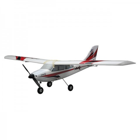 E-flite Apprentice S 15e RC Plane with SAFE 1.5m with DXe Transmitter (Ready to Fly) - EFL3100E