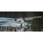 E-flite Timber 1.5m Electric Airplane with AS3X and Floats (Bind-N-Fly Basic) - EFL5250