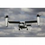E-flite V-22 Osprey VTOL 487mm Electric Airplane (BNF Basic) - EFL9650