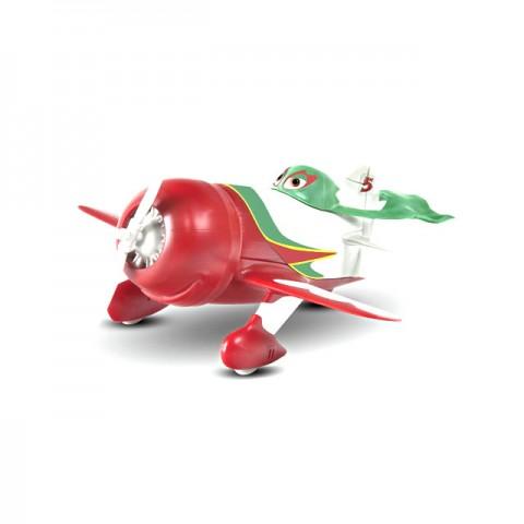 Zvezda Disney El Chupacabra Snap Together 1/100 Scale Model Plane Kit for Ages 7+ - Z2064