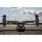 E-flite V-22 Osprey VTOL 487mm Electric Airplane (BNF Basic) - EFL9650